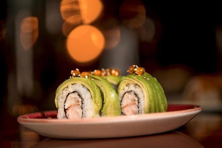 Sushi à la Carte