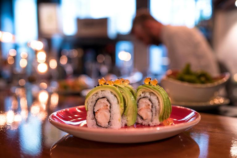 Sushi Kuttelgasse 10 Zürich